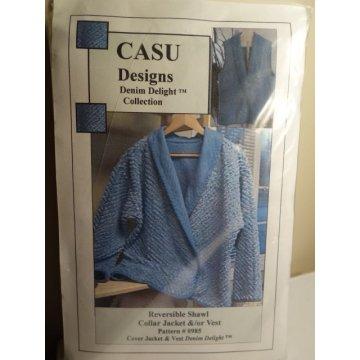 CASU Designs Sewing Pattern 0985