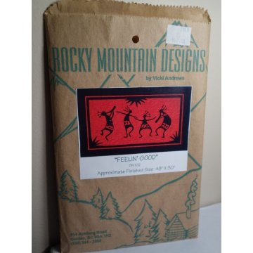 Rocky Mountain Designs Pattern 102
