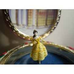 Disney Beauty and the Beast Music Box Belle Jewelry Box