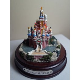 Walt Disney World 25 magical years, LE Birthday Cake.