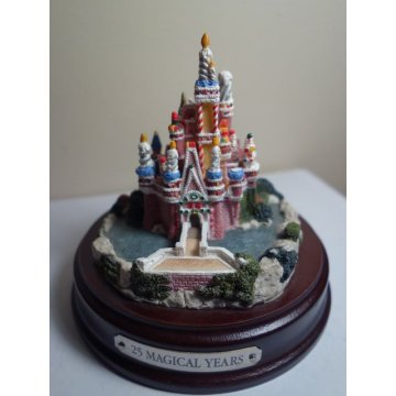 Walt Disney World 25 magical years, LE Birthday Cake.