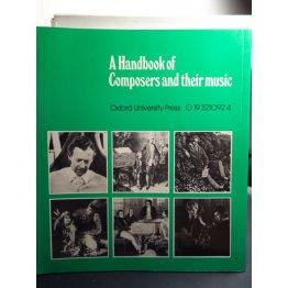 A Handbook of Composers and their Music -  Paul Farmer
