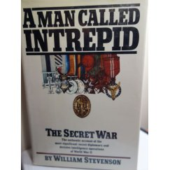 A Man Called Intrepid, William Stephenson First Edition