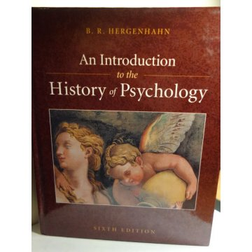 An Introduction to the History of Psychology, Ergenhahn