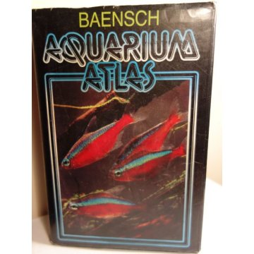 Baensch Aquarium Atlas Volume 1, First Edition