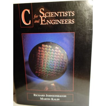 C for Scientists and Engineers,Richard Johnsonbaugh