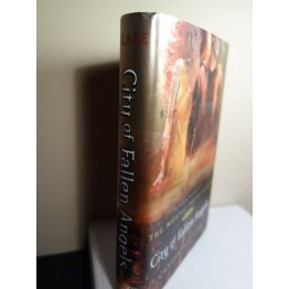 City of Fallen Angels, Mortal Instruments, Hardcover