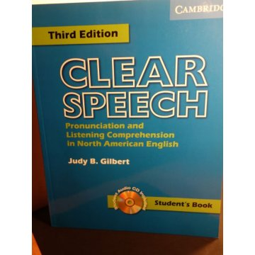 Clear Speech Student's Book - American English