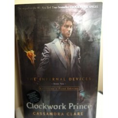Clockwork Prince by Cassandra Clare Collectors Edition
