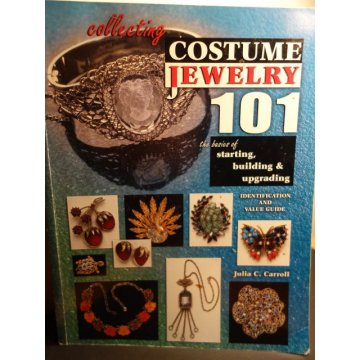 Collecting Costume Jewelry 101, Paperback – 2004