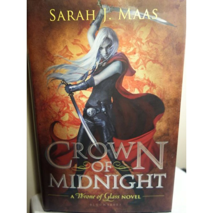 Crown Of Midnight Throne Of Glass By Sarah J Maas