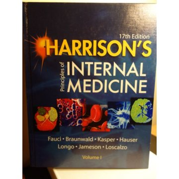 Harrisons Principles of Internal Medicine Vol 1