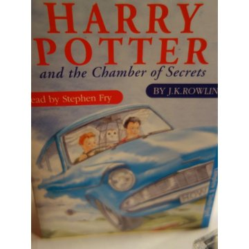 Harry Potter and the Chamber of Secrets, Audio Cassette