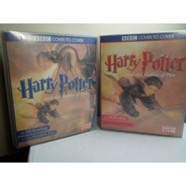 Harry Potter and the Goblet of Fire - Cassettes 1 and 2