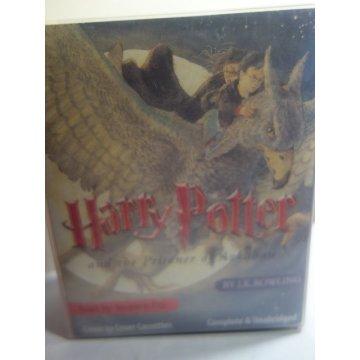 Harry Potter and the Prisoner of AzkabanAudio Cassette