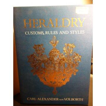 Heraldry Custom, Rules and Styles