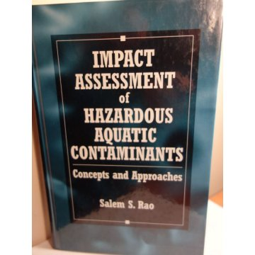 Impact Assessment of Hazardous Aquatic Contam.. SIGNED!