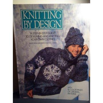 Knitting by DesignPaperback– Mary Anne Erickson, 1986