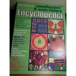 McCalls Needlepoint & Embroidery Encyclopedia 1978