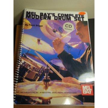 Mel Bay Complete Modern Drum Set