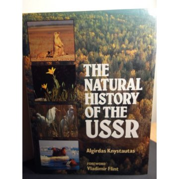The Natural History of the USSR, Hardcover
