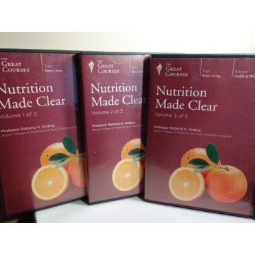 Nutrition Made Clear Audio CD – Audio book, 2009