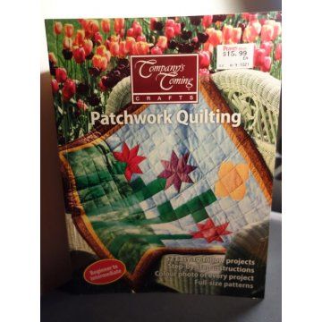 Patchwork Quilting - Companys Coming Crafts