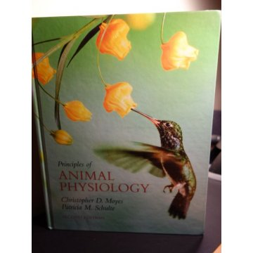 Principles of Animal Physiology, 2nd Edition, Moyes
