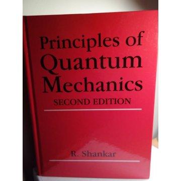 Principles of Quantum Mechanics, 2nd Edition R. Shankar