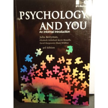 Psychology and You - An Informal Introduction