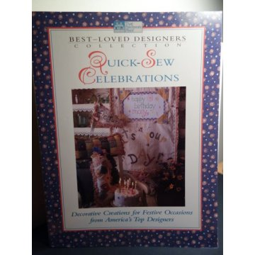 Quick-Sew Celebrations Best-Loved Designers Collection
