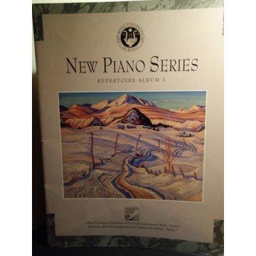 Royal Conservatory New Piano Series, Repertoire Album 3