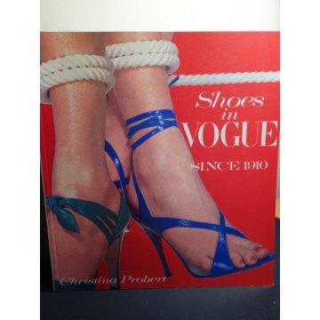 Shoes in Vogue Since 1910, First Edition