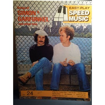 Songs of Simon and Garfunkel - Piano Sheet Music
