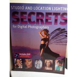 Studio and Location Lighting Secrets for Digital Photo