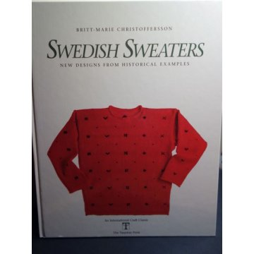 Swedish Sweaters - New Designs from Historical Examples
