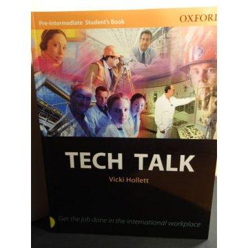 Tech Talk Pre-Intermediate Students Book, Vicki Hollett
