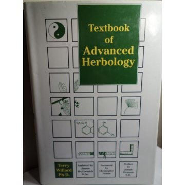 Textbook of Advanced Herbology by Terry Willard Dr.