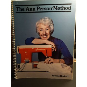 The Ann Person Method Sewing Book No. 1 - 1980