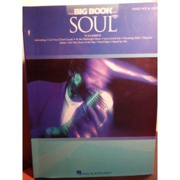 The Big Book of Soul - Series Big Book of Songs