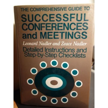 The Comprehensive Guide to Successful Conferences, DJ