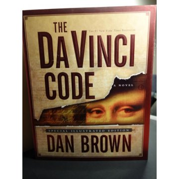 The Da Vinci Code Special Illustrated Edition Hardcover