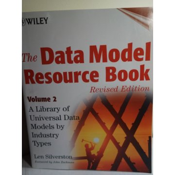 The Data Model Resource Book, Vol. 2 Len Silverston