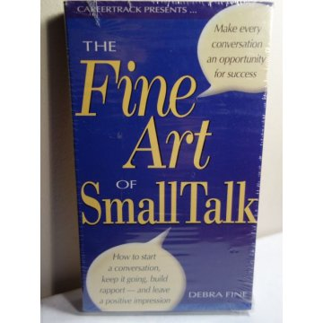 The Fine Art of Small Talk- Audio Cassette