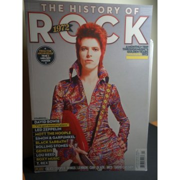 The History of Rock 1972 - DAVID BOWIE - Uncut Magazine