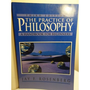 The Practice of Philosophy - Handbook for Beginners