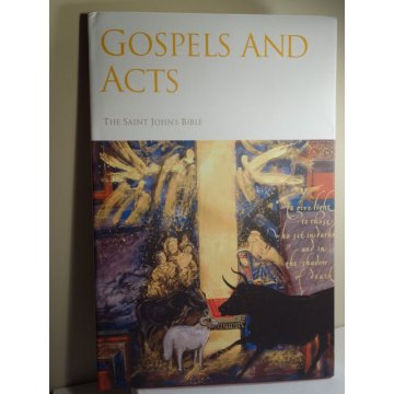 The Saint Johns Bible - Gospels and Acts Hardcover