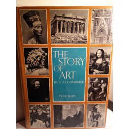 The Story Of ArtHardcoverE.H. Gombrich – 1967