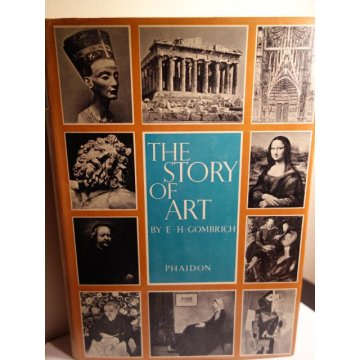 The Story Of Art Hardcover E.H. Gombrich – 1967