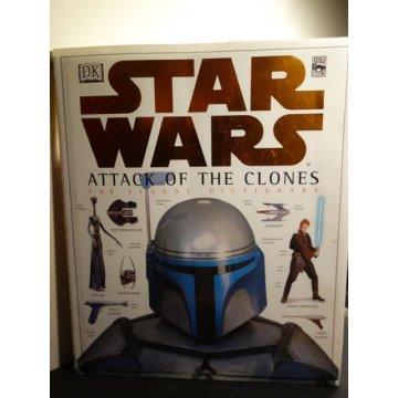 Visual Dictionary of Star Wars, Episode II RARE ! Error